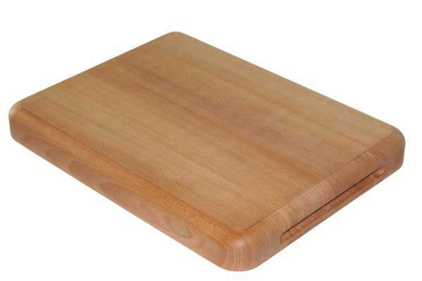 Beuken snijplank 40 x 30 x 4,5 cm