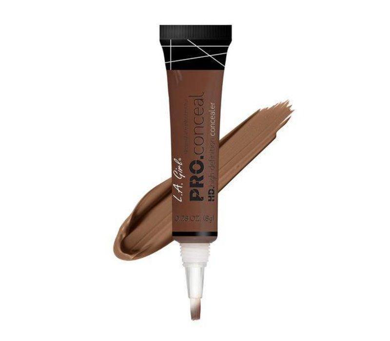 LA Girl HD Pro Conceal Dark Cacao