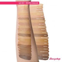 LA Girl HD Pro Conceal Classic Ivory