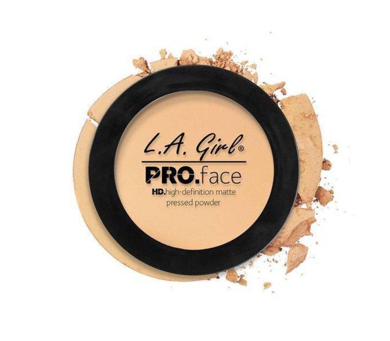 LA Girl HD Pro Face Pressed Powder Creamy Natural