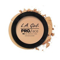 LA Girl HD Pro Face Pressed Powder Nude Beige