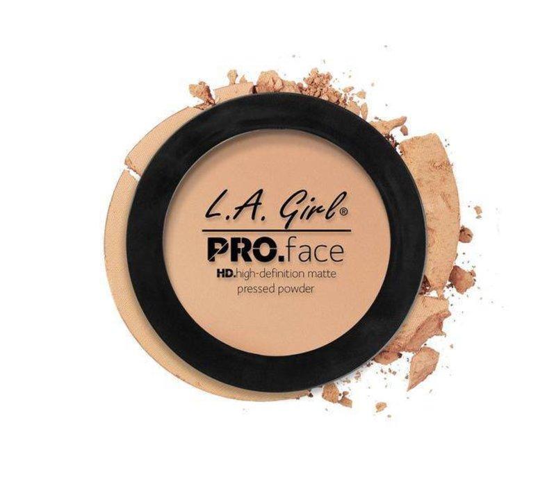 LA Girl HD Pro Face Pressed Powder Buff
