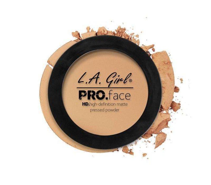 LA Girl HD Pro Face Pressed Powder Soft Honey