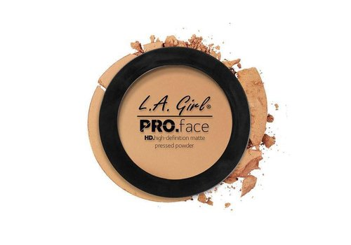 LA Girl Pressed Powder Medium Beige