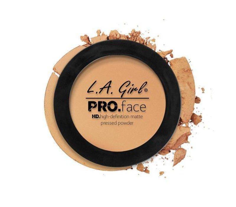 LA Girl HD Pro Face Pressed Powder Classic Tan