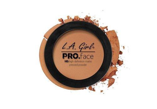 LA Girl Pressed Powder Toffee