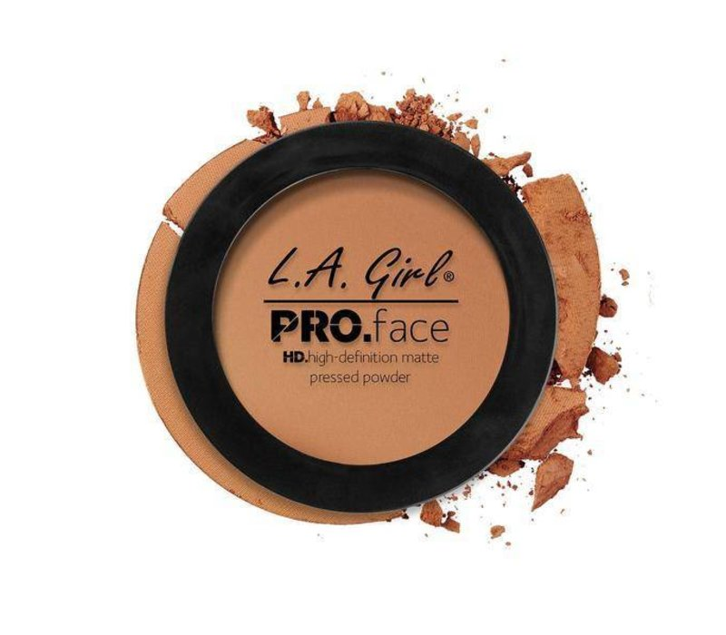 LA Girl HD Pro Face Pressed Powder Toffee