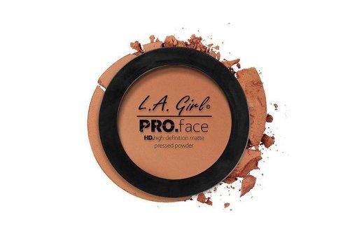 LA Girl Pressed Powder Chestnut