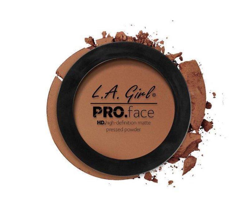 LA Girl HD Pro Face Pressed Powder Cocoa