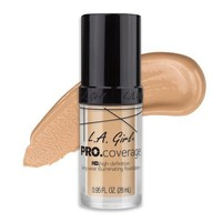 LA Girl Pro Coverage HD Liquid Foundation Fair
