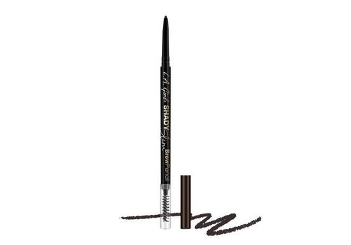 LA Girl Brow Pencil Blackest Brown