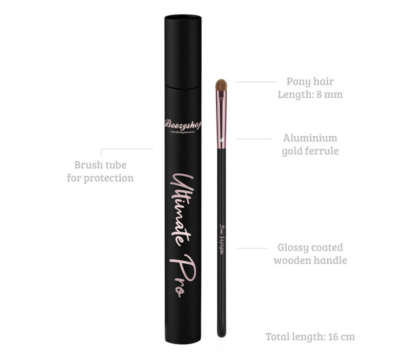 Boozyshop Ultimate Pro UP31 Brow Highlighter Brush