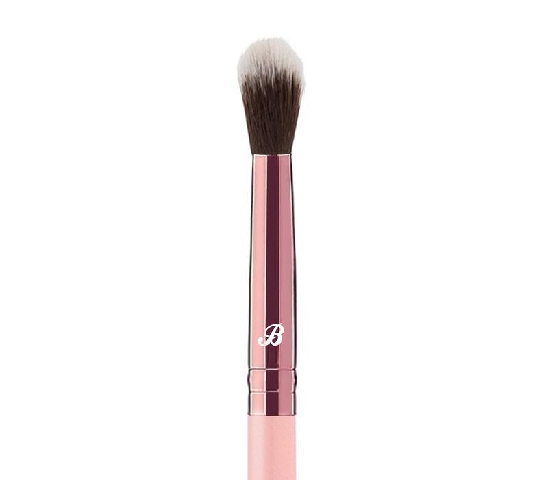 Boozyshop Pink & Rose Gold Tapered Blender Brush