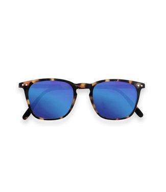 IZIPIZI SUN junior #E Tortoise Soft Blue Mirror Lenses