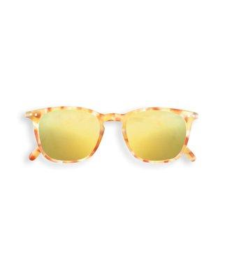 IZIPIZI SUN junior #E Yellow Tortoise Soft Yellow Mirror Lenses