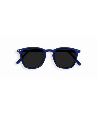 IZIPIZI SUN Junior #E Navy Blue Soft Grey Lenses