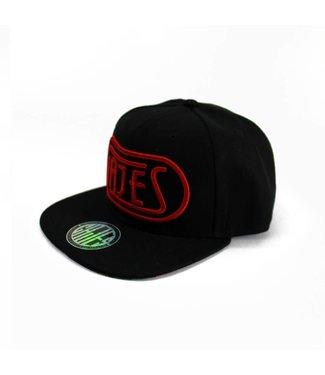 Gajes Headwear CANDY SKULL SNAPBACK CAP