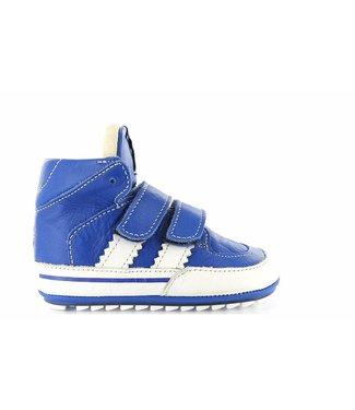 Shoesme Shoesme babysneaker kobaltblauw