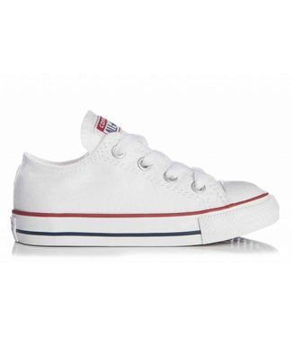 Converse CHUCK TAYLOR ALL STAR SEASONAL - OX - OPTICAL WHITE