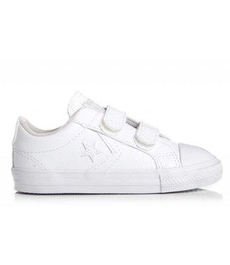 Converse STAR PLAYER EV 2V - OX - WHITE/WHITE/WHITE