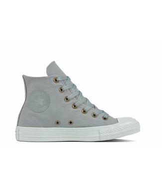 Converse CHUCK TAYLOR ALL STAR - HI - MICA GREEN/MICA GREEN