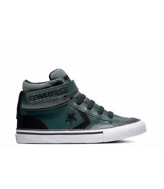 Converse PRO BLAZE STRAP - HI - VINTAGE GREEN/BLACK/WHITE