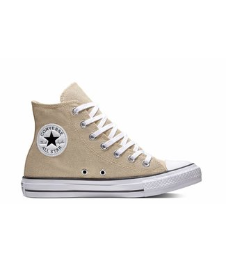 Converse CHUCK TAYLOR ALL STAR - HI - LIGHT TWINE/WHITE/BLACK