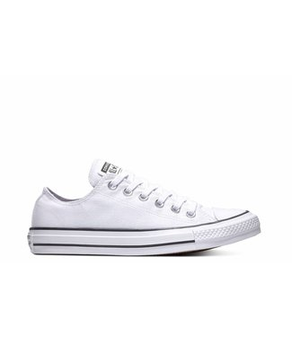 Converse CHUCK TAYLOR ALL STAR - OX - WHITE/WHITE/BLACK