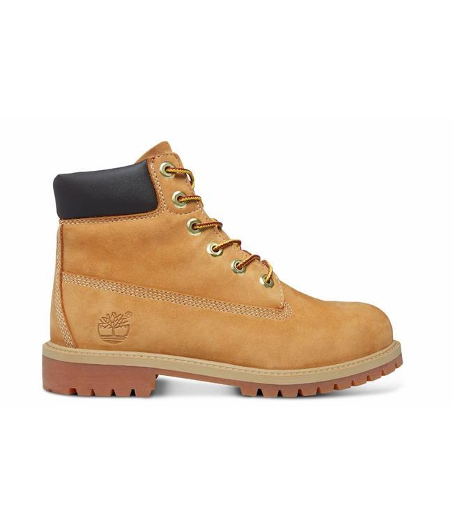 Timberland Junior's 6 Inch Premium Boot