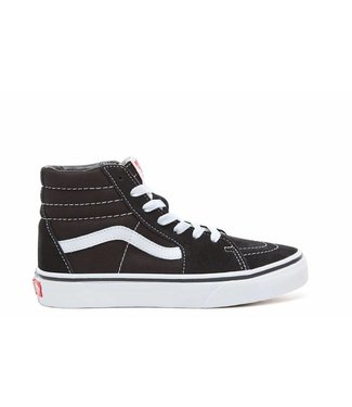 Vans SK8-HI BLACK/TRUE - JUNIOR