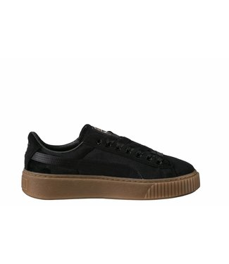 Puma Basket Platform VS Wns / Puma Black-Gold