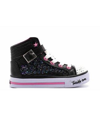 Skechers Shuffles - Glitter Girly