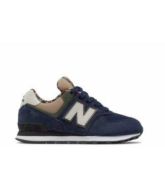 New Balance 574 BLUE JUNIOR (veters)
