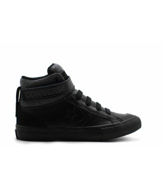 Converse PRO BLAZE STRAP - HI - BLACK/BLACK/BLACK - JUNIOR