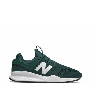 New Balance NB 247 - Deep Jade with White