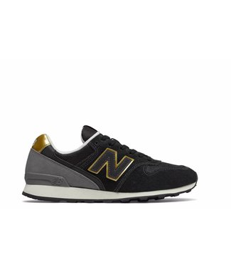 New Balance NB 996 Black with Gold