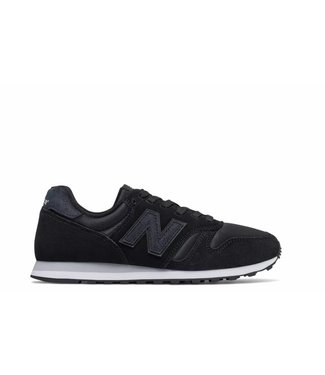 New Balance NB 373 Black with Silver Mink