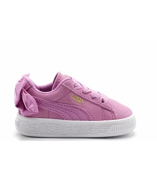 Puma Suede Bow AC Inf / Orchid-Orchid
