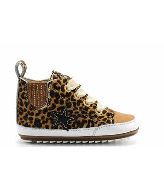 Shoesme Baby-Proof smart   - Brown Panter