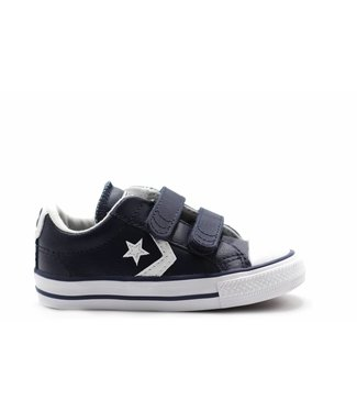 Converse STAR PLAYER 2V - OX - NAVY/WHITE