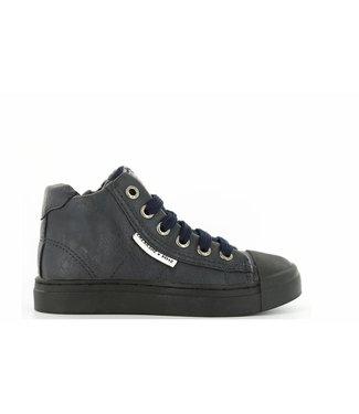 Shoesme Shoesme marino sneakers met rubberneus