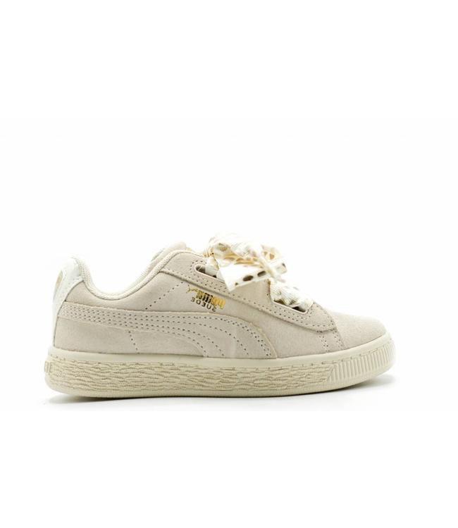 hot sales a5a98 b4134 Suede Heart AthLuxe Inf / Whisper White-Puma