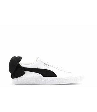 Puma Basket Bow SB Wn's / Puma White-Puma Black