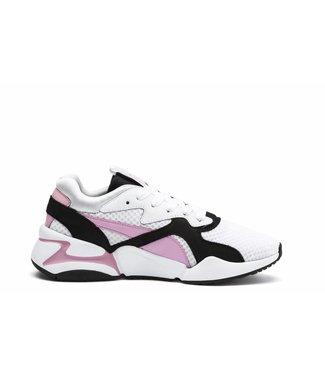 Puma Puma Nova 90's Bloc - Pale/Pink