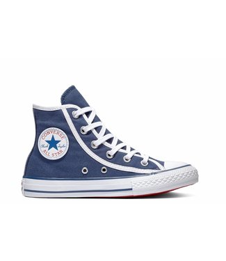 Converse CHUCK TAYLOR ALL STAR - HI - NAVY/WHITE/GYM RED
