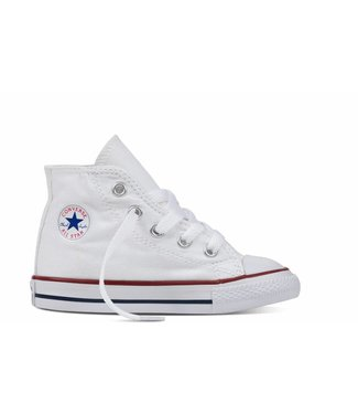 Converse CHUCK TAYLOR ALL STAR - HI - OPTICAL WHITE