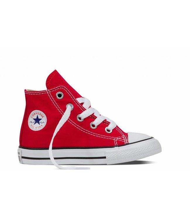 Converse CHUCK TAYLOR ALL STAR - HI - RED