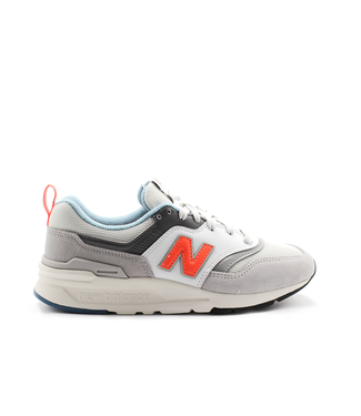 New Balance NB - 997 - WHITE/GREY