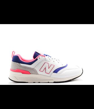 New Balance NB - 997 - WHITE/BLUE