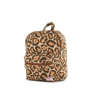 Shoesme Shoesme rugzak met luipaardprint